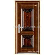 Luxury Designs Steel Security Door/Entrance Door KKD-304 From China Manufacturer