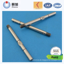 China Manufacturer High Quality CNC Bearbeitung 8 mm Spline Shaft