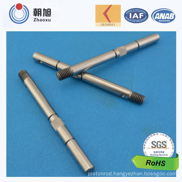 ISO Factory High Quality Electric Fan Shaft for Toy Cars