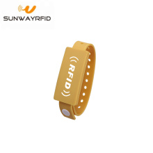 Fitness Event Smart pvc rfid gelang 13.56mhz