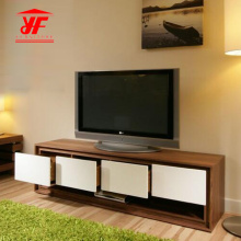 Built in tv lift cabinet set with drawers