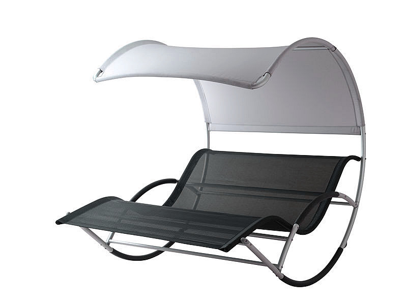 familia doble chaise rockera