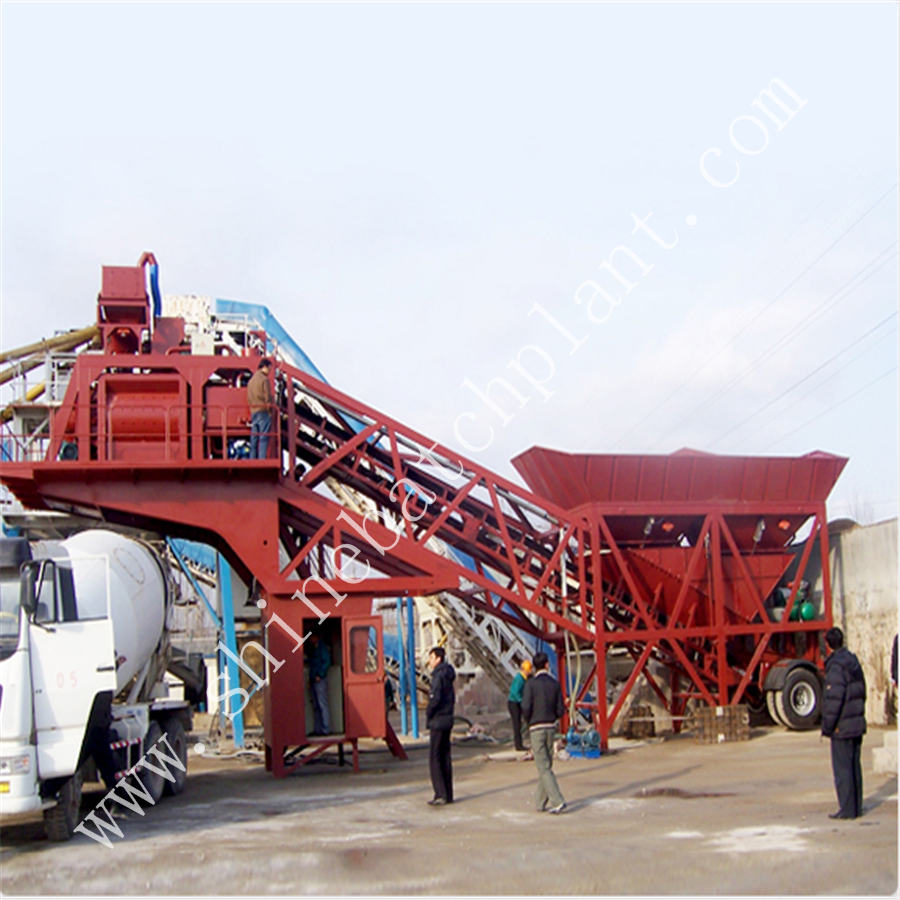 Mobile Batch Plant 75 2
