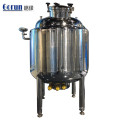 Factory Price Big Food Grade Stainless Steel Mixing Tank