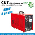 Machine plasma cutter 380V 3phase cutter coupe-60