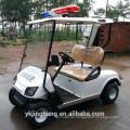 2 Sitze Cop Golfwagen