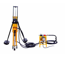DTH Multifunction portable rock drill rig
