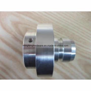 Алюминиевый Подвергать Механической Обработке Частей Ключа Пластину
