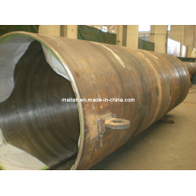 Shell for Heat Exchangers Cobaron, Stainless, Titanium etc