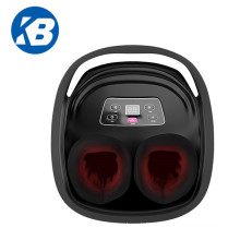 Air Compression Deep Kneading Shiatsu Foot Massager with heat for Neuropathy Muscle Relief