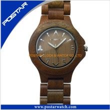 Promotional Wooden Watch Simple Watch for Unisex