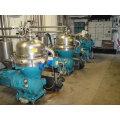 Centrífuga para separar o óleo das três fases