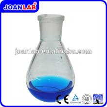 JOAN Labor-heißer Verkaufs-runder unterer Glasflasche mit schwerer Wand