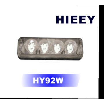 4W Multivolt Светодиодный дневной свет, светодиодный фонарь прицепа, светодиодная лампа грузовика