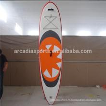 Nouvelles planches gonflables de SUP de planche de surf de planche de poisson de mode