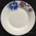 Bulk-Porzellan-Teller