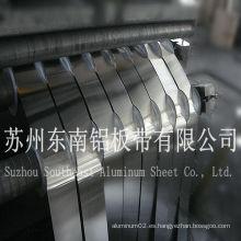 ¡Gran venta! 5754 Tira de aluminio utilizada en contenedores marinos