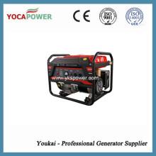 Мощный электрический бензиновый генератор мощностью 5.5кВт