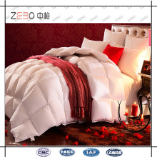 Super Quality Duck Down Hotel Duvets Quilted Style King Comforter Set