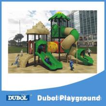 Colorful Outdoor Playground, Amusement Park Equipment