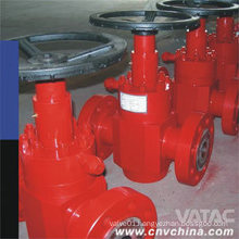 High Performance Non Rising Stem API 6A Gate Valve