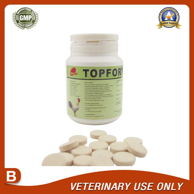 Cipro Veterinary Looks