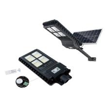 Farola solar sin contaminación