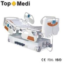 Topmedi Krankenhaus Enectric Bett mit Ce Zertifikat zum Verkauf