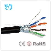 Ce Certificado Cat 5e cable de red al aire libre
