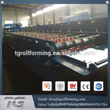 South African Galvanized Steel Roof Panel Forming Machine