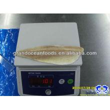 frozen dried herring fillet
