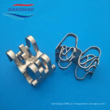Anel Super Raschig de Metal SS304 SS316L
