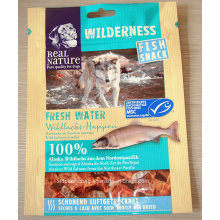 Customized Plastic Stand up Zipper Pet Food Bag