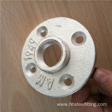 Galvanized Floor Flange 3/4 for furniture