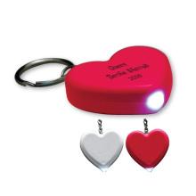 Light up Heart Key Tag (63016)