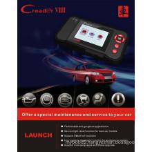 Launch X431 Creader VIII Comprehensive Diagnostic Instrument