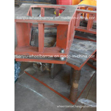 Wheelbarrow Tray Moulds for Wb3800 South Africa Market