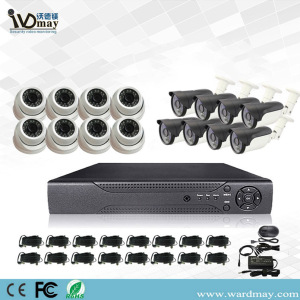 CCTV 16chs Security Surveillance Alarm DVR-Systeme