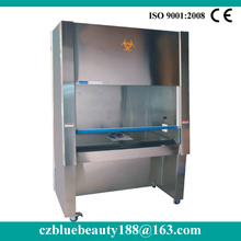 Chemical clean biological safety cabinet