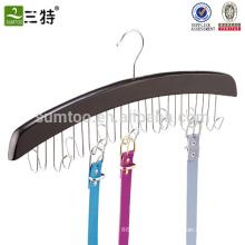 Heißer Verkauf Billig Holz Rotierenden Krawattenhalter