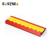 Precio bajo pequeño tipo 3 canales PU plástico cable Hider