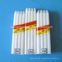 Haushaltsprodukt in China White Stick Kerzen