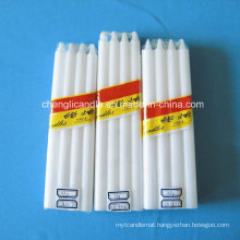 Household Product in China White Stick Candles