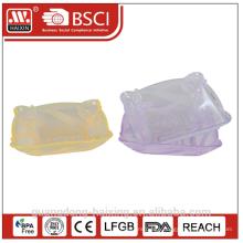 1.5L Square Plastic plate