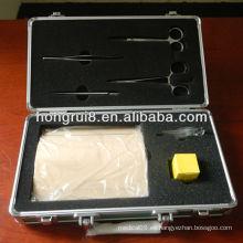 Kit de formación de sutura quirúrgica integral de ISO, kit de sutura