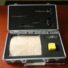 Kit de Treinamento de Suturas Cirúrgicas Compreensivas do ISO, Kit Suture