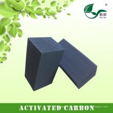 Cheap hot-sale black honeycomb carbon activated