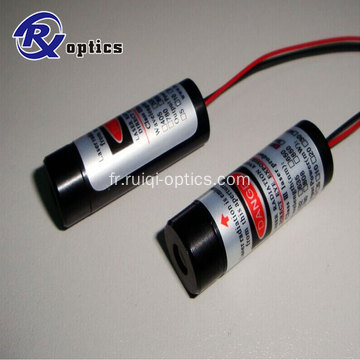 Module rouge de diode de laser de 635nm 1mw ~ 20mW point focalisable