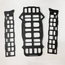 OEM custom finely processed carbon fiber uva drone frames