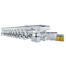 BOPP Film Soft Package Material Roll Printing Machine Rotogravure Type